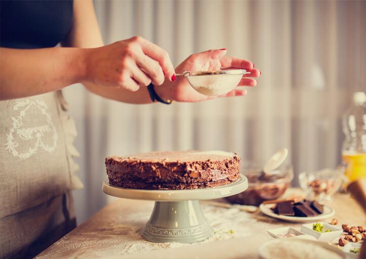 Konditorei Kuchen